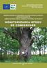 Monitorizarea starii de conservare-habitate forestiere